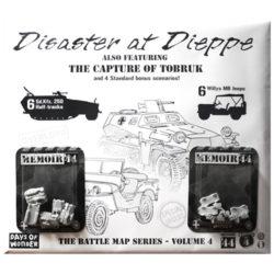 Memoir '44 Battle Map 1 Disaster at Dieppe