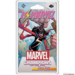 Marvel Champions: Ms. Marvel Hero pack