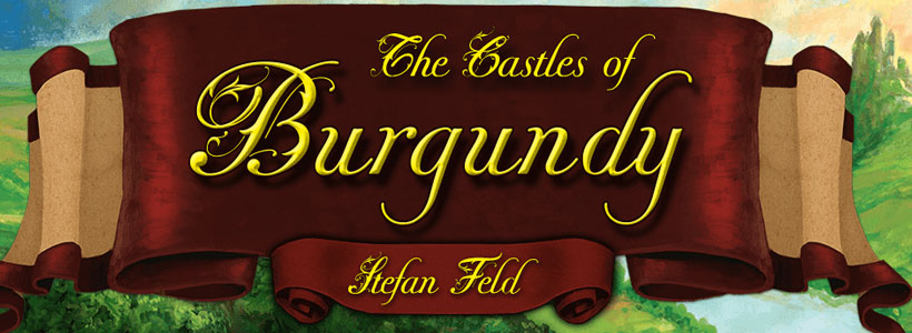 The Castles Of Burgandy