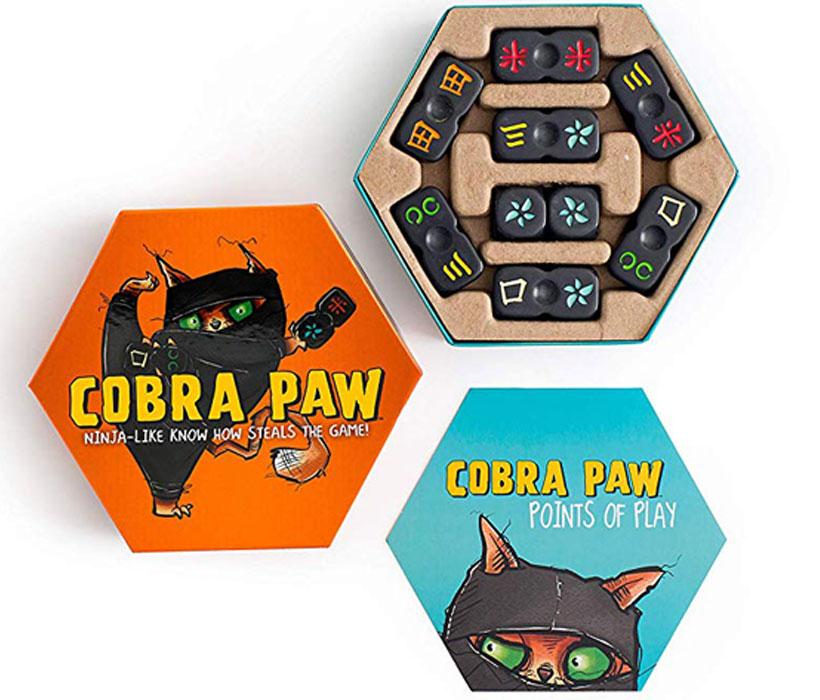 Cobra-Paw-Components
