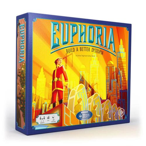 Euphoria - With Game Trayz Insert