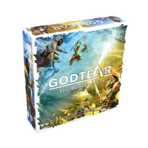 Godtear The Borderlands Starter Set - Titus - The Disgraced / Finvarr - Lord of Mirages