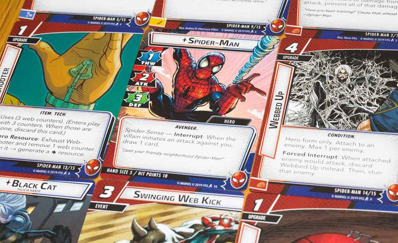 Marvel Cards
