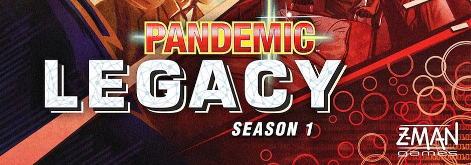Pandemic Legacy Season One Review