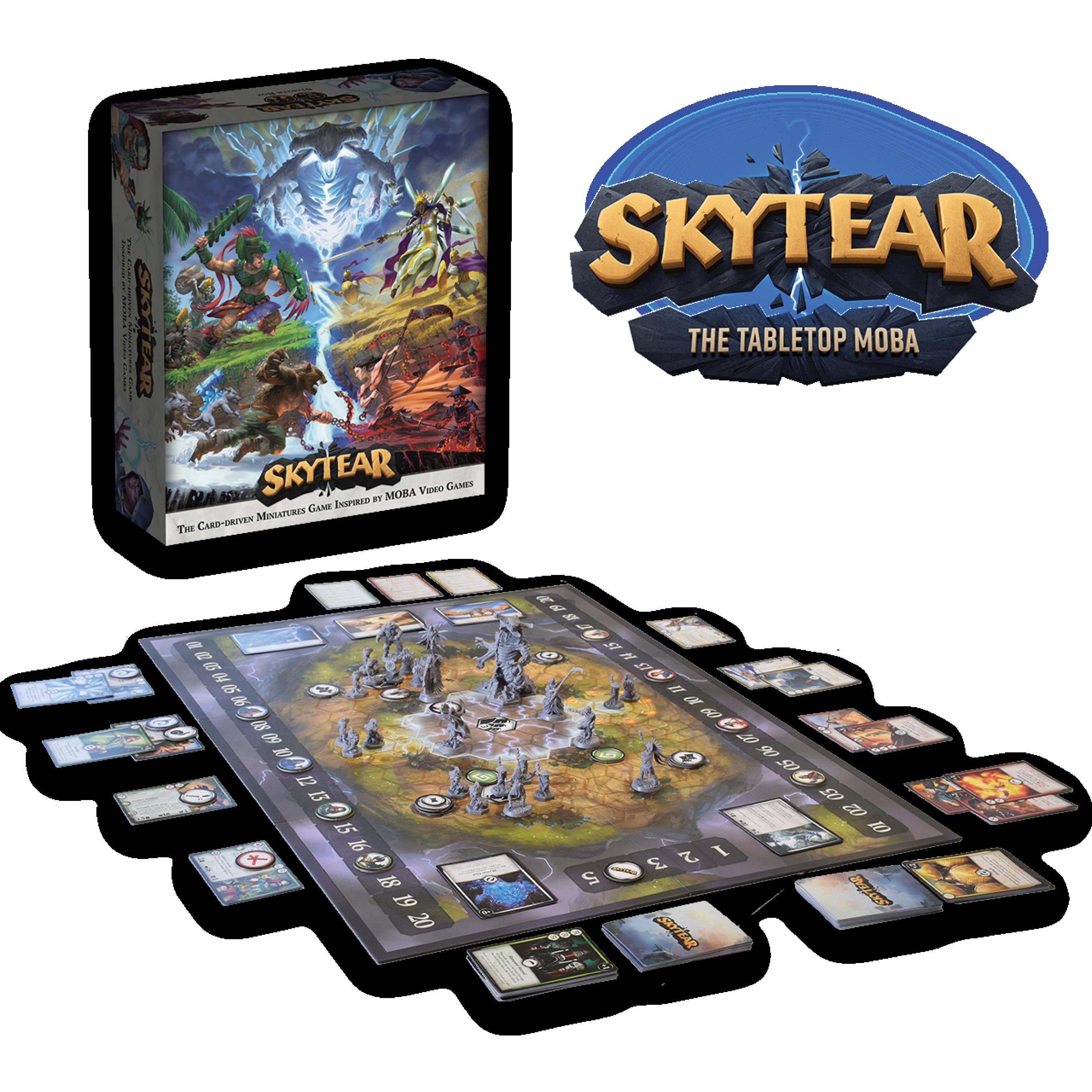 Skytear Open Box