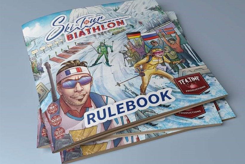 Ski Tour Rulebook