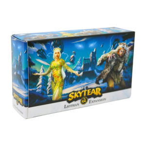 Skytear Liathon Expansion