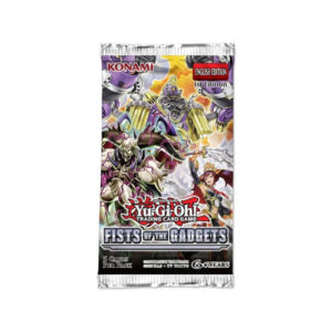 Yugioh TCG Battle of Legend: Fist of the Gadgets Booster Pack