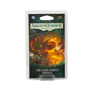 Arkham Horror LCG: The Essex County Express Mythos Pack Expansion
