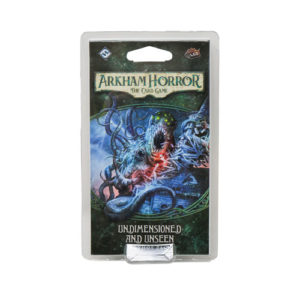 Arkham Horror LCG: Undimensioned and Unseen Mythos Pack Expansion