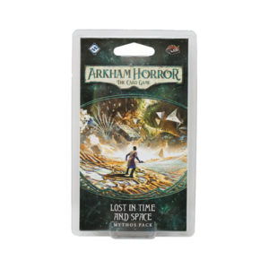 Arkham Horror LCG: Lost in Time and Space Mythos Pack Expansion