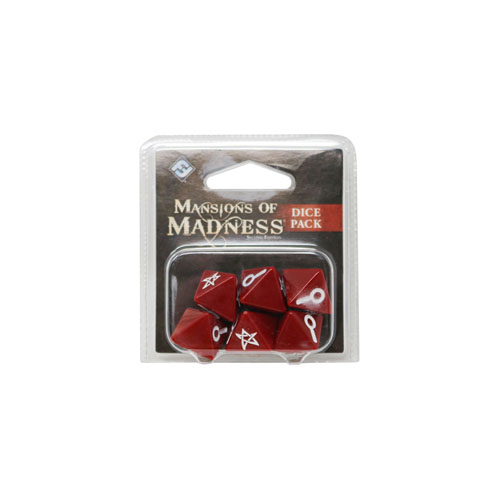 Dice Pack: Mansions of Madness 2nd Ed Exp.