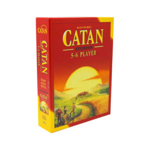 Catan 5-6 Player Extension (2015 Refresh)