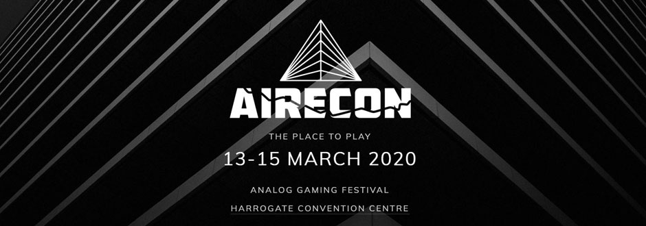 We're Going To Airecon 2020
