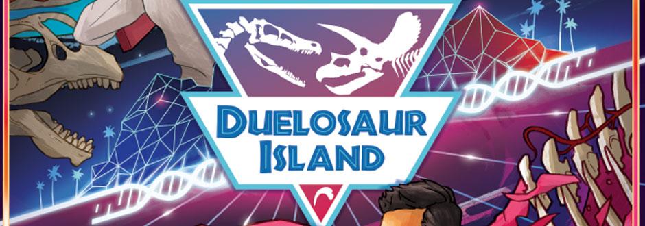 Q&A with Ian Moss, creator of Duelosaur Island