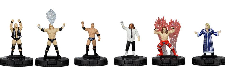 WWE Heroclix Rundown