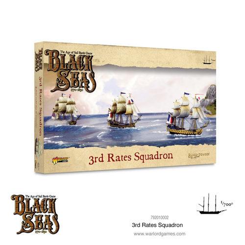 Black Seas: 3rd Rates Squadron (1770-1830)