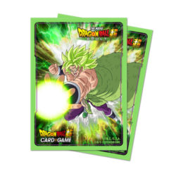 Dragon Ball Super: Standard Deck sleeves 65ct. Broly