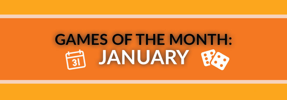 Games Of The Month January 2020