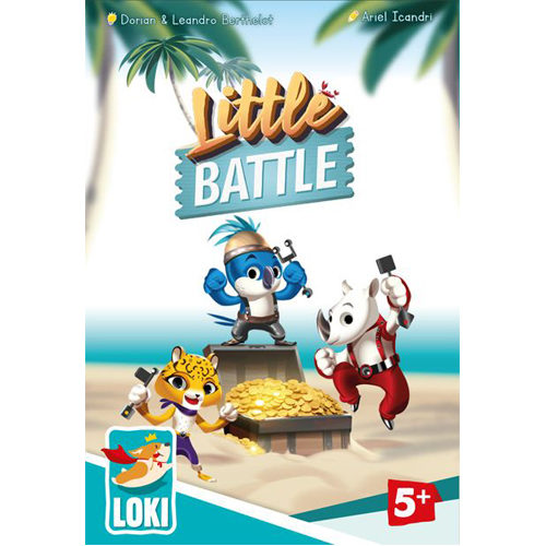 Little Battle Game