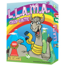 Llama Board Game