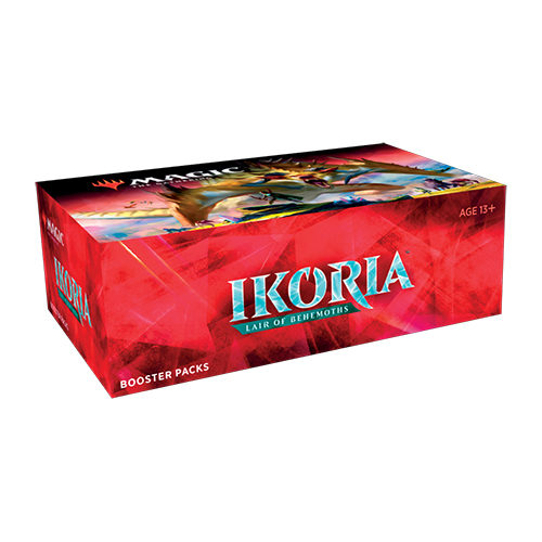 MTG: Ikoria: Lair of Behemoths Booster Box