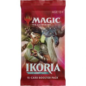 MTG: Ikoria- Lair of Behemoths Booster Pack