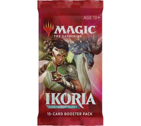 MTG Ikoria- Lair of Behemoths Booster Pack