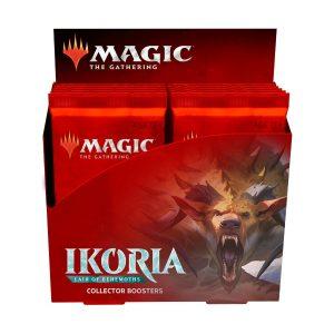 MTG: Ikoria- Lair of Behemoths Collector Booster Box