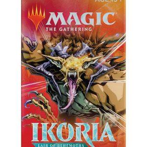MTG: Ikoria- Lair of Behemoths Collector Booster Pack