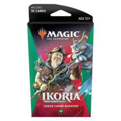 MTG: Ikoria- Lair of Behemoths Theme Booster - Green