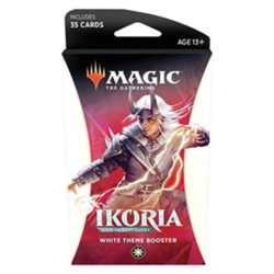 MTG: Ikoria- Lair of Behemoths Theme Booster - White