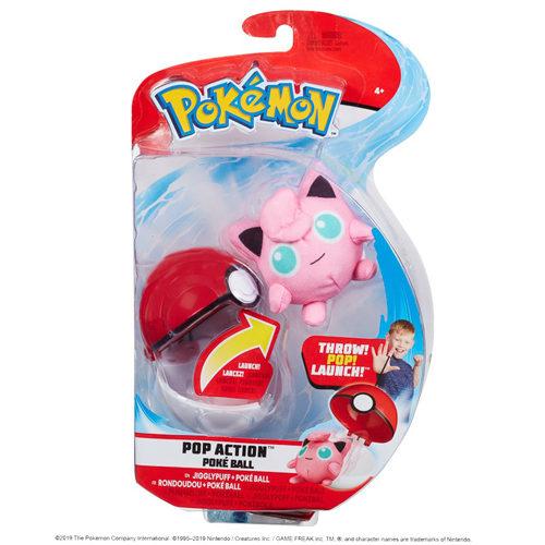 Pokemon Pop: Action Pokeball - Jigglypuff