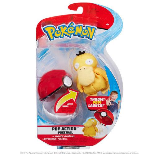 Pokemon Pop: Action Pokeball - Psyduck