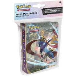 Pokemon TCG: Sword & Shield Mini Portfolio with Booster