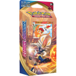 Pokemon TCG: Sword & Shield Theme Deck - Cinderace