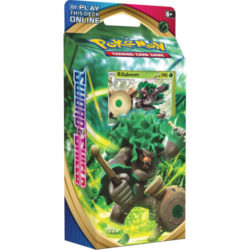 Pokemon TCG: Sword & Shield Theme Deck - Rillaboom