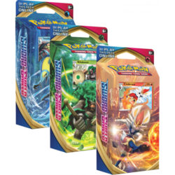 Pokemon TCG: Sword & Shield Theme Deck - Three Set
