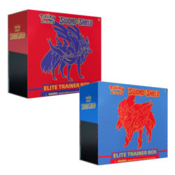 Pokemon TCG: Sword & Shield Elite Trainer Box - Assorted (One Supplied)