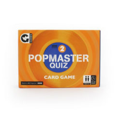 Popmasters Card Game
