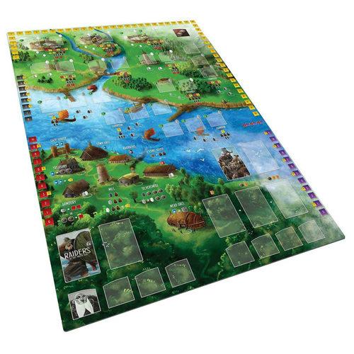 Raiders of the North Sea Playmat