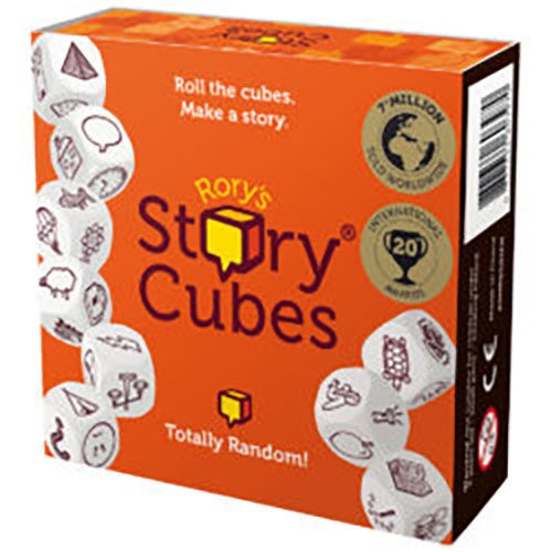 Rorys Story Cubes Eco Blister Original