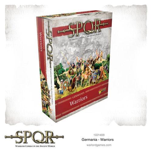 SQPR: Germania Warriors