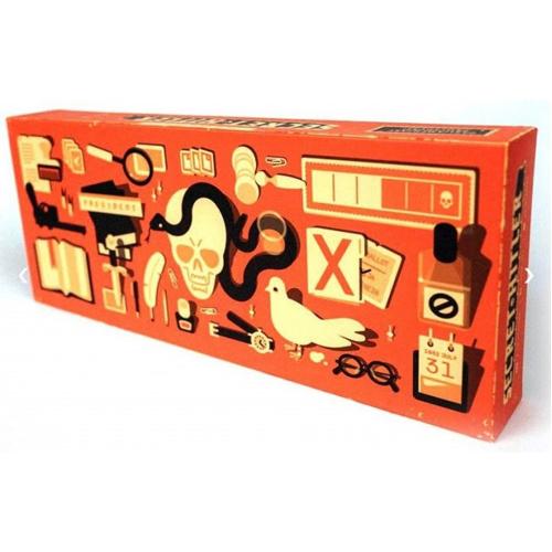Secret Hitler Board Game