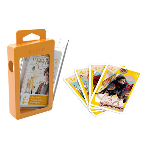 Shuffle Harry Potter Fun 4 in 1 Children Card Games 108542998 for sale online