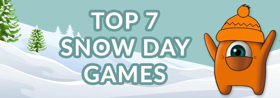 Seven Best Snow Day Games