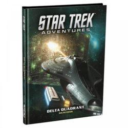 Star Trek Adventures RPG: Delta Quadrant Sourcebook