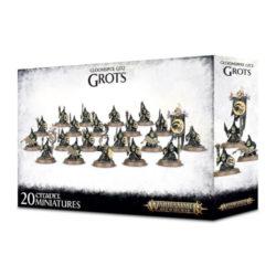 Stinkmullett Gloomspite Gitz Grots
