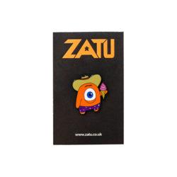 Summer Zed Pin