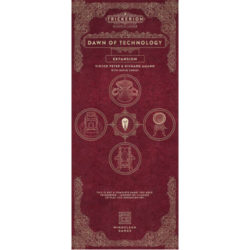 Trickerion Board Game: Dawn Of Technology Expansion